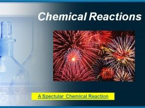 Chem Rxns 1