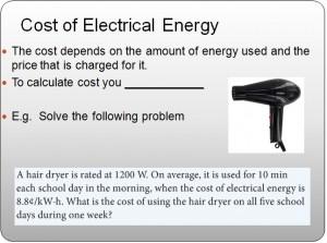 L 3 Electricity 3