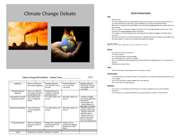 Climate Change 4