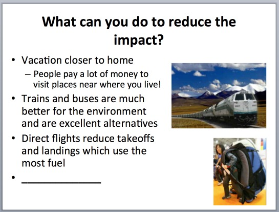 Environmental And Social Effects Of Airlines