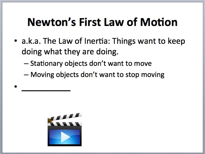 newton s three laws of motion lesson. Black Bedroom Furniture Sets. Home Design Ideas