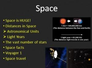 L1 Space 1