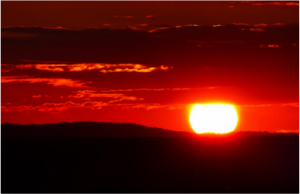 why-are-sunsets-red